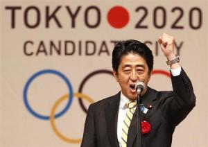 五輪=東京招致委が出陣式、安倍首相もIOC総会出席へ